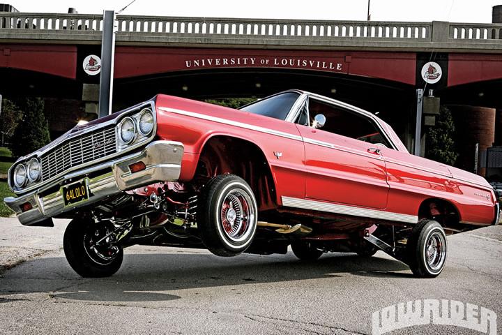 Low Rider - Cadillac Burger