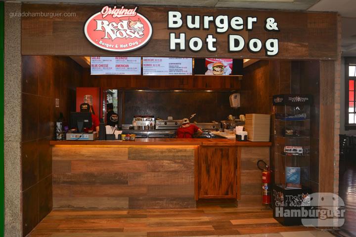 Fachada - Red Nose Burger & Hot Dog
