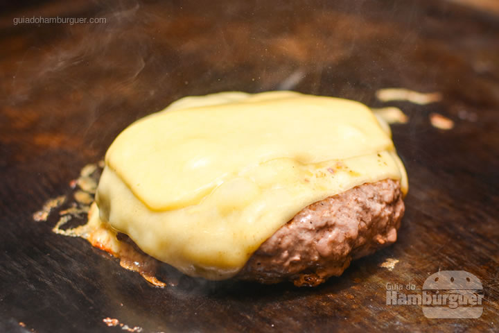 Queijo derretido - Red Nose Burger & Hot Dog