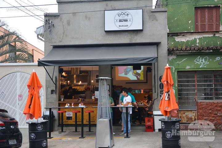 Fachada - Dock Burger