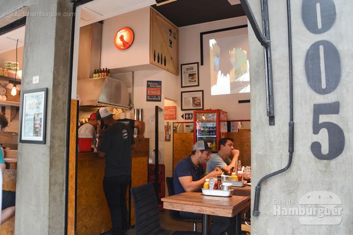 Ambiente - Dock Burger