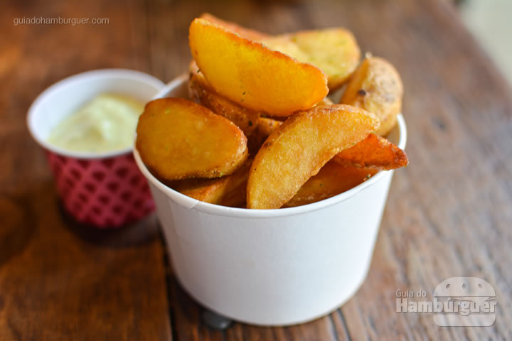 Fritas - Dock Burger