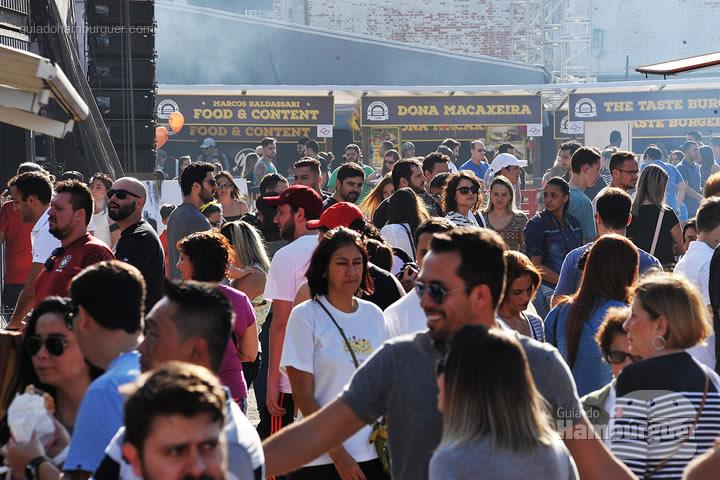 Festival Chapa Quente - UOL Burger Fest