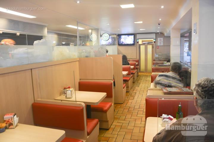 Ambiente - Pibus Hamburger Itaim