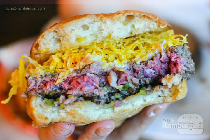 Ponto dos hambúrgueres - Meats
