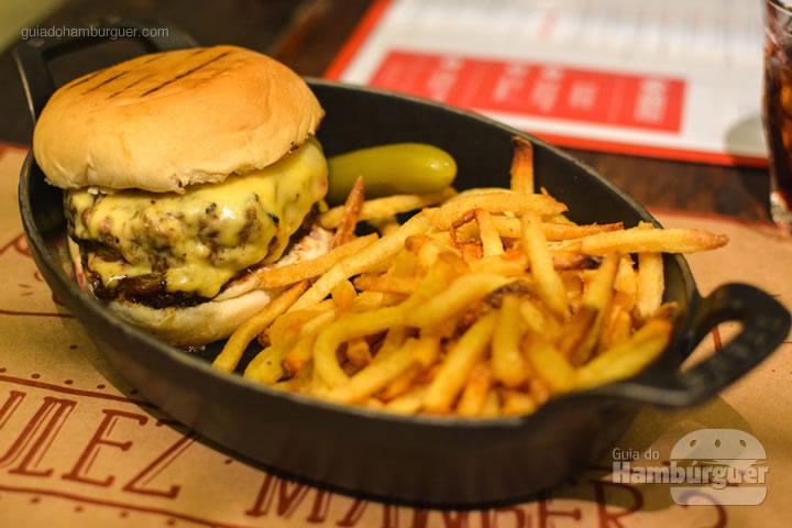 ICI Burger - ICI Brasserie