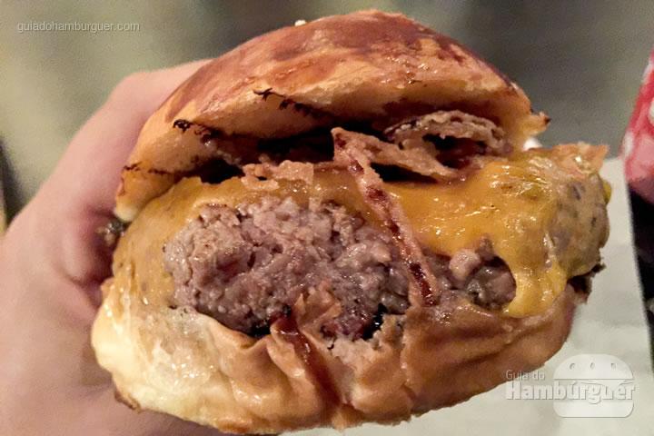 Hora de morder - Burger Table