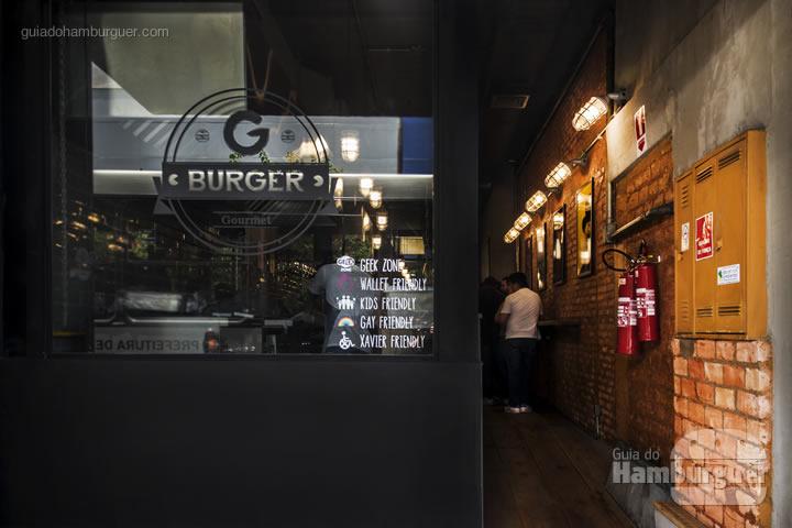 Fachada- G Burger