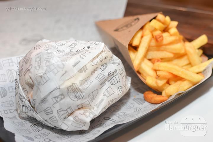 Combo - G Burger
