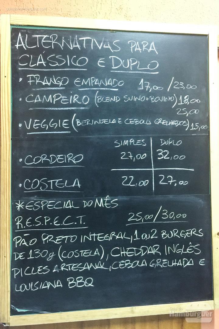 Cardápio - Soul Gourmet