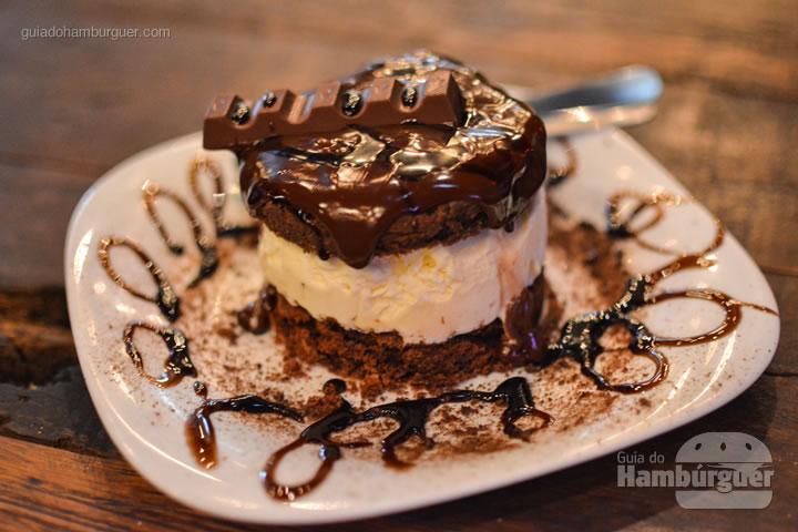 Sobremesa - Hamburgueria BBQ