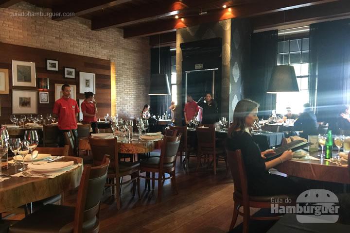 Ambiente - Madero Steak House