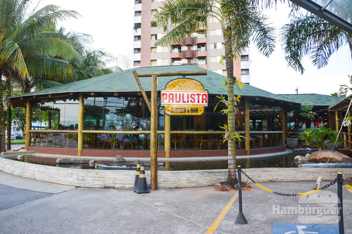 Fachada - Paulista Burger em São José dos Campos