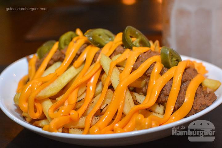Chilli Fries - Paulista Burger em São José dos Campos