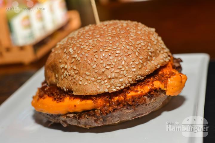 Americano - Paulista Burger em São José dos Campos