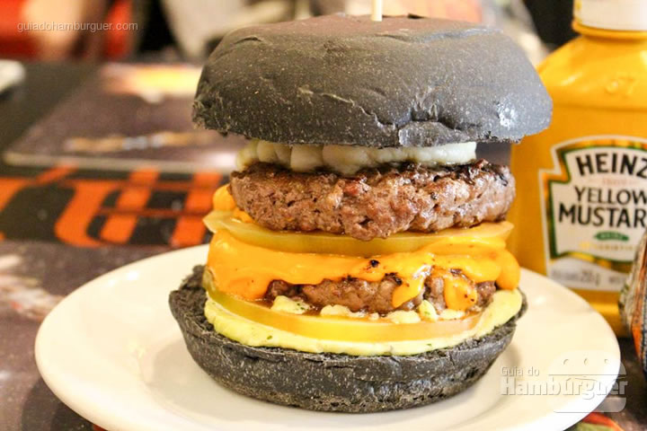 Pic Double Black - Jeti's Burger por Lelê Gianetti