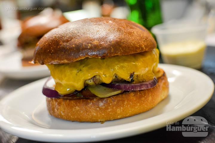 Yankee - Smoked Burger