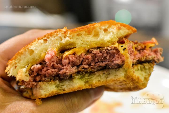 Ponto da carne - Smoked Burger