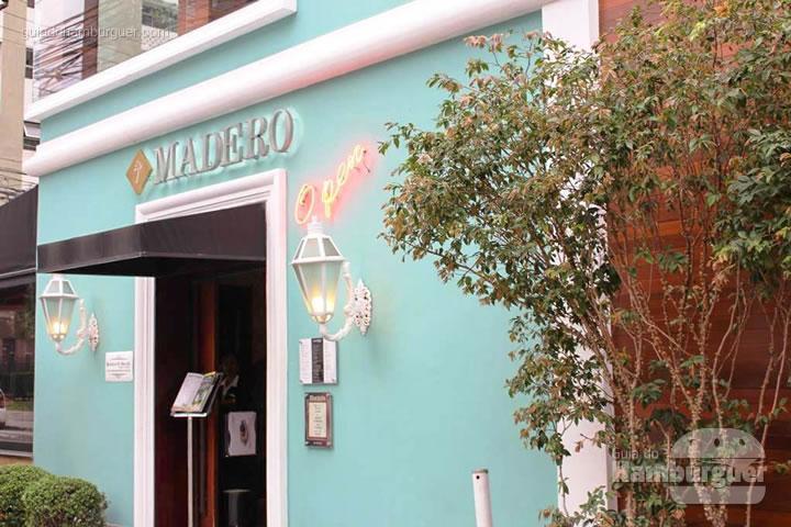 Fachada - Madero por Lelê Gianetti