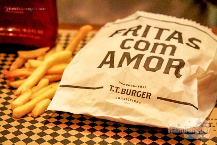 Fritas - T.T. Burger por Lelê Gianetti