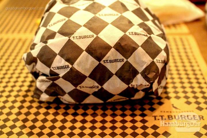 T.T. Burger - T.T. Burger por Lelê Gianetti