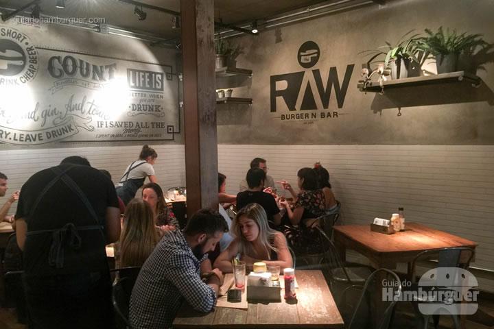 Ambiente - Raw Burger