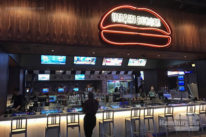 Fachada - Umami Burger em Las Vegas