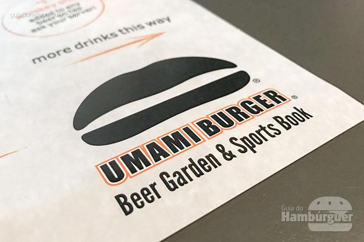 Cardápio - Umami Burger em Las Vegas