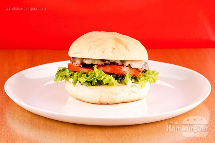 Júnior Burger Júnior 90g de carne bovina por R$ 22,00 - Houston