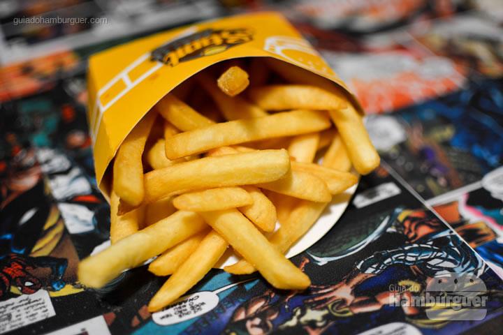 Fritas - Stunt Burger