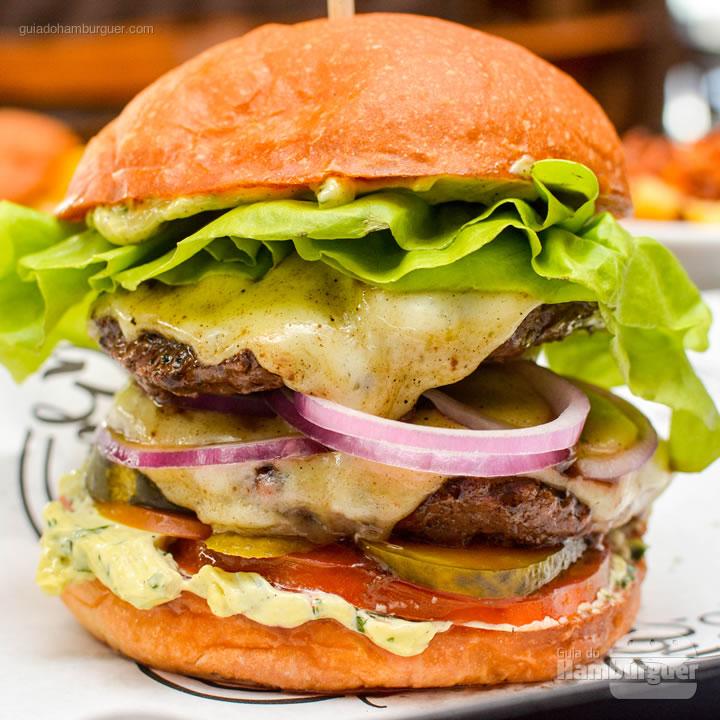 7º Five Burger | Vila Carrão - As 10 melhores hamburguerias de São Paulo eleitas pelo público