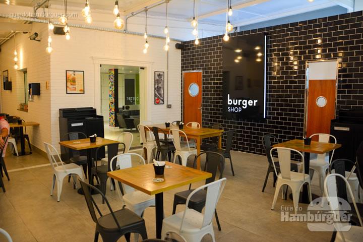 Ambiente - Burger Shop