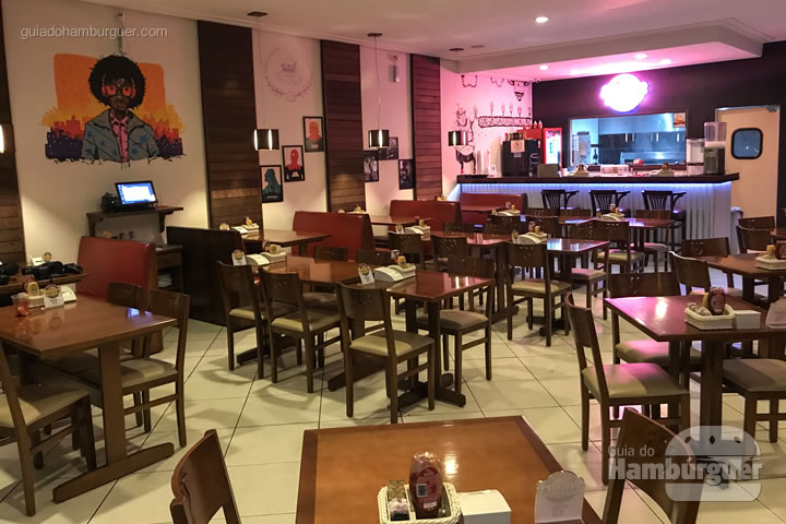Ambiente - Smart Burger em Osasco