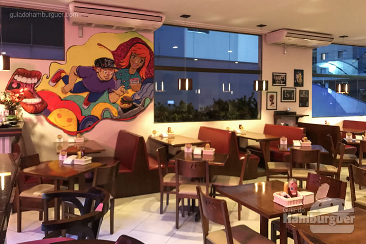 Mais grafiscmos - Smart Burger em Osasco