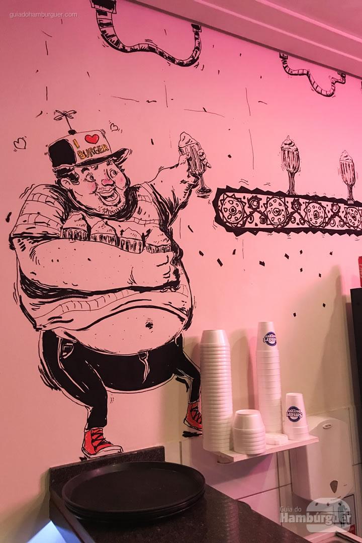 Vamos tomar milkshake? - Smart Burger em Osasco