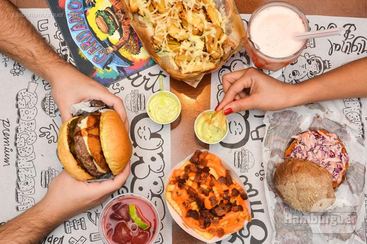 Nosso pedido  - Smart Burger em Osasco
