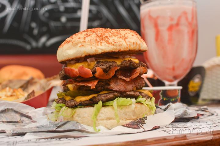 Original Smash Burger - Smart Burger em Osasco