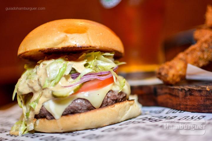 Bro Burger - Novo cardápio Bro Burger