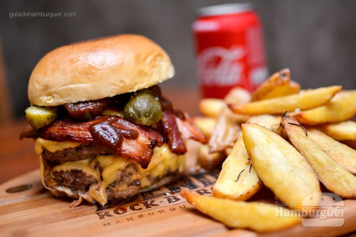 Zeppelin - Bendito Rock Burger, hamburgueria e cervejaria artesanal