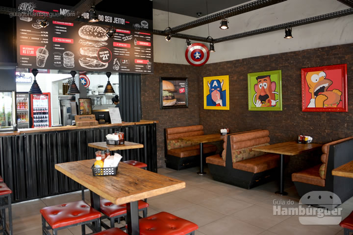Ambiente - The Xtreme Burger