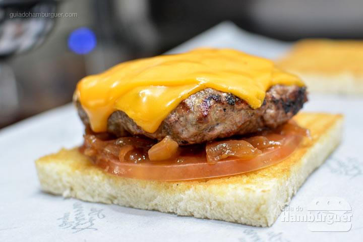 Hambúrguer para o Burger Fest - The Xtreme Burger