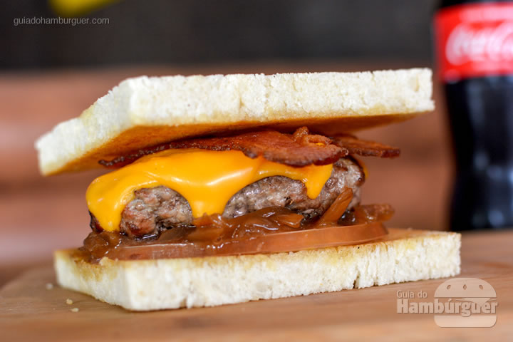 Dá água na boca de lembrar - The Xtreme Burger