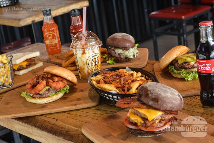 É muito hambúrguer - The Xtreme Burger