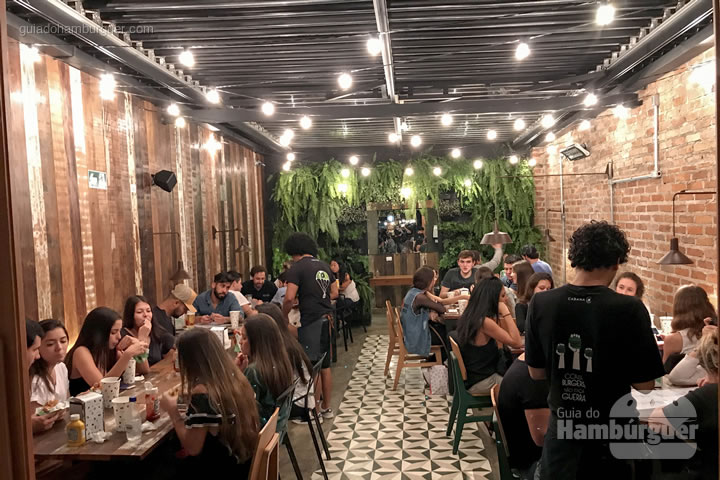 Ambiente - Cabana Burger