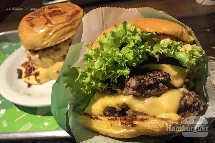 Cabana Burger em destaque - Cabana Burger