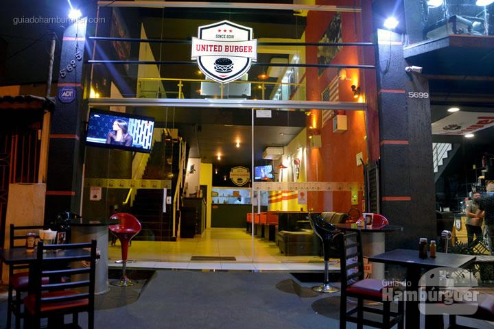 Fachada - United Burger
