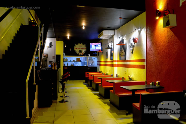 Piso térreo - United Burger