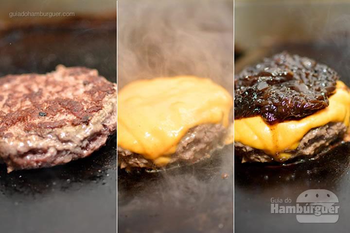 Preparando o Broklyn - United Burger