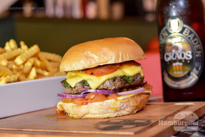 Lakers - United Burger