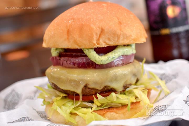 Brazilian - Menca Burger
